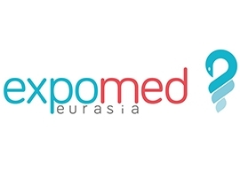 EXPOMED EURASIA 2018, 22 March-25 March 2018, ISTANBUL, BOOTH NUMBER  7A07A