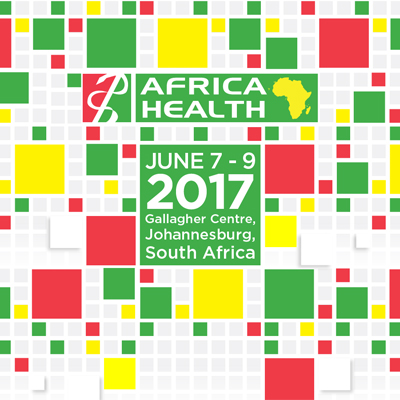 AFRICA HEALTH EXHIBITION 07 - 09 JUNE 2017, JOHANNESBURG, SOUTH AFRICA
