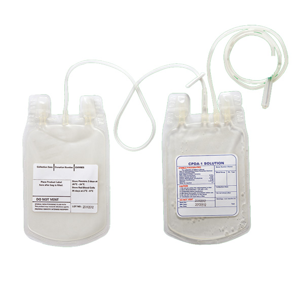 OpMask Double Blood Bags