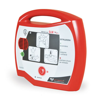 RESCUE SAM Automated External Defibrillator (AED)